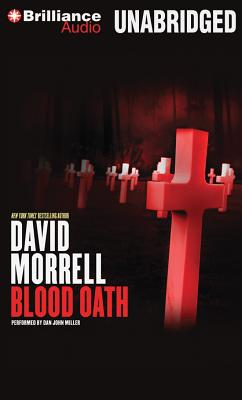 Blood Oath - Morrell, David