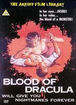 Blood of Dracula - Herbert L. Strock
