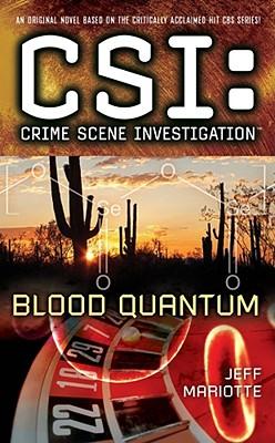 Blood Quantum - Mariotte, Jeff