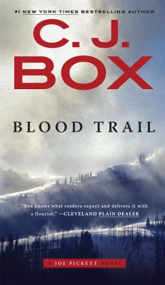 Blood Trail - Box, C J