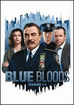 Blue Bloods: Seasons 1-4