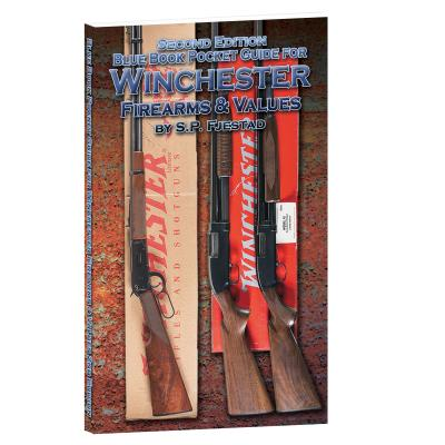 Blue Book Pocket Guide for Winchester Firearms & Values - Fjestad, S P