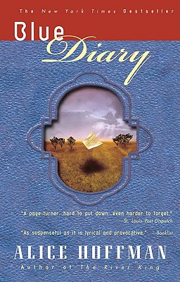Blue Diary - Hoffman, Alice