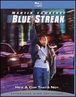 Blue Streak [WS] [Blu-ray] - Les Mayfield