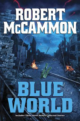 Blue World - McCammon, Robert R
