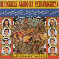 Bluegrass Mandolin Extravaganza - Various Artists
