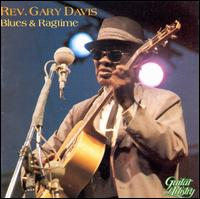 Blues & Ragtime - Rev. Gary Davis