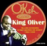 Blues Singers and Hot Bands on Okeh 1924-1929