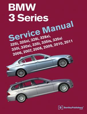 bmw 3 series e90 e91 e92 e93 service manual 2006 2007 2008 rh alibris com BMW 1 Series Coupe bmw 1 series service manual download