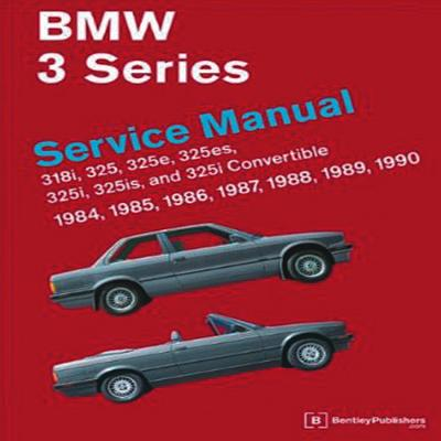 BMW 3 Series Service Manual 1984-1990 - Bentley Publishers