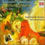 Boïeldieu, Ginastera: Harp Concertos