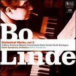 Bo Linde: Orchestral Works, Vol. 2