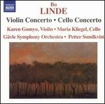 Bo Linde: Violin Concerto; Cello Concerto