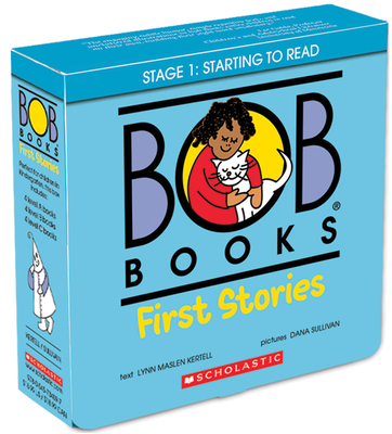 Bob Books: First Stories - Kertell, Lynn Maslen, and Sullivan, Dana (Illustrator)
