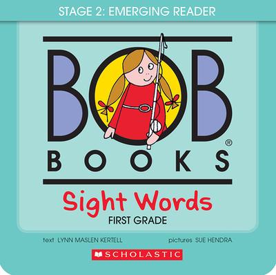Bob Books: Sight Words: First Grade - Kertell, Lynn Maslen