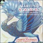 Bohuslav Martinu: Double Concerto