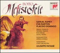 Boito: Mefistofele - Antal Pataki (vocals); Eva Farkas (vocals); Eva Marton (vocals); Nyiregyhazi Boys' Choir; Plácido Domingo (vocals);...