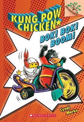 BOK! BOK! Boom! - Marko, Cyndi