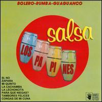 Bolero-Rumba-Guaguanco-Salsa - Los Papines