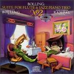 Bolling: Suite No. 2 for flute & jazz piano trio - Claude Bolling