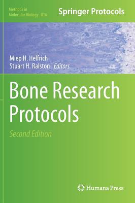 Bone Research Protocols - Helfrich, Miep H (Editor)