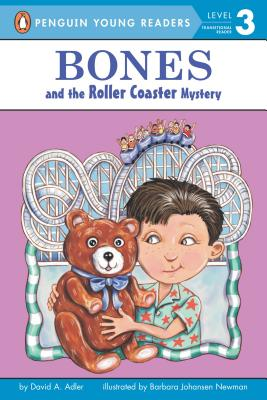 Bones and the Roller Coaster Mystery - Adler, David A