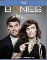 Bones: The Complete Eighth Season [5 Discs] [Blu-ray]