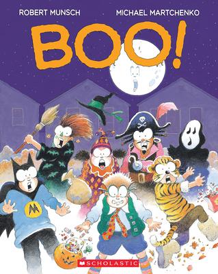 Boo! - Munsch, Robert