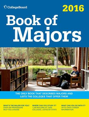 Book of Majors - College Board