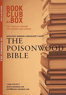 Bookclub-In-A-Box Discusses the Poisonwood Bible: A Novel by Barbara Kingsolver - Herbert, Marilyn