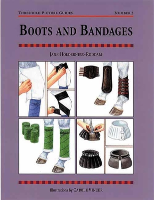 Boots and Bandages: Threshold Picture Guide No 3 - Holderness-Roddam, Jane