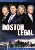 Boston Legal: Season 4 [5 Discs]
