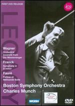 Boston Symphony Orchestra/Charles Munch: Wagner/Franck/Faure