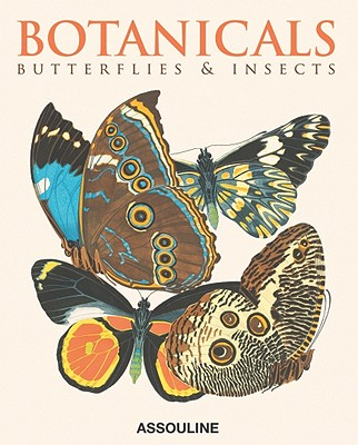 Botanicals: Butterflies & Insects - Overstreet, Leslie K
