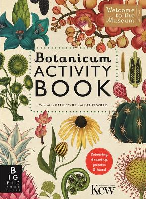 Botanicum Activity Book - Willis, Katherine J., Professor