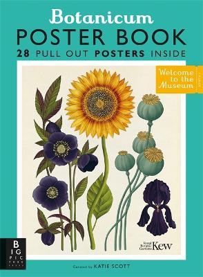 Botanicum Poster Book - Willis, Katherine J., Professor