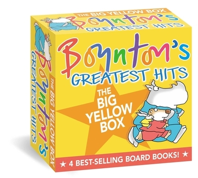 Boynton's Greatest Hits: Volume 2/The Going-To-Bed Book; Horns to Toes; Opposites; But Not the Hippopotamus - Boynton, Sandra (Illustrator)