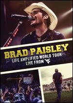 Brad Paisley: Live Amplified World Tour - Live From WVU