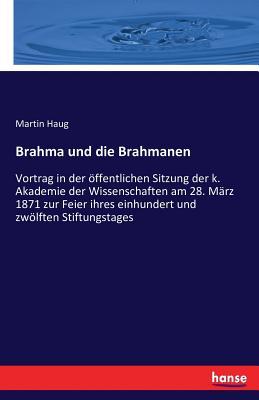 Brahma Und Die Brahmanen - Haug, Martin