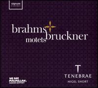 Brahms, Bruckner: Motets - Alexander Mason (organ); Clare Wilkinson (alto); Elizabeth Drury (soprano); Geoff Clapham (bass); Greg Skidmore (bass);...