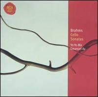 Brahms: Cello Sonatas - Emanuel Ax (piano); Yo-Yo Ma (cello)