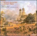 Brahms: Clarinet Quintet; Clarinet Trio