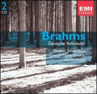 Brahms: Deutsche Volkslieder - Dietrich Fischer-Dieskau (baritone); Elisabeth Schwarzkopf (soprano); Gerald Moore (piano)