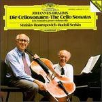 Brahms: Die Cellosonaten - Mstislav Rostropovich (cello)