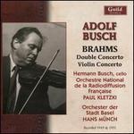 Brahms: Double Concerto; Violin Concerto