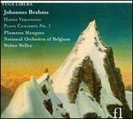Brahms: Haydn Variations; Piano Concerto No. 1