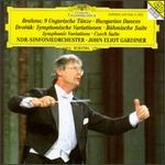 Brahms: Hungarian Dances; Dvorák: Symphonic Variations; Czech Suite