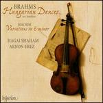 Brahms: Hungarian Dances; Joachim: Variations