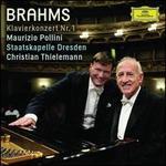 Brahms: Klavierkonzert Nr. 1 - Maurizio Pollini (piano); Staatskapelle Dresden; Christian Thielemann (conductor)