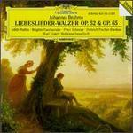 Brahms: Liebeslieder-Walzer Opp.52 & 65; 3 Quartette Op.64 - Brigitte Fassbaender (vocals); Dietrich Fischer-Dieskau (baritone); Edith Mathis (soprano); Karl Engel (piano); Peter Schreier (tenor); Wolfgang Sawallisch (piano)